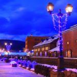 小樽イルミネーション点灯時間や期間 小樽ゆき物語の見どころイベント紹介